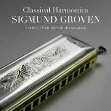 I don't know if it's Norwegian, but there is an actual harmonica album of Bartok's music.