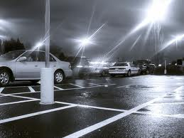 This is the coolest parking lot picture I could find.