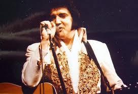 Elvis Presley's last concert.