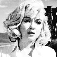 Marilyn Monroe's last movie.