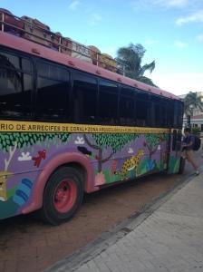 Cancun - Bus