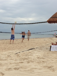 Cancun - Volleyball