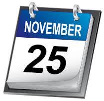 Nov 25